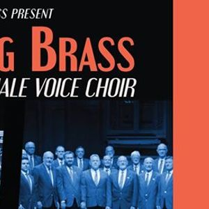 Men-a-Sing Brass featuring Nelson City Brass and the Nelson Male