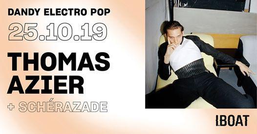 IBOAT concert  Thomas Azier  Schrazade