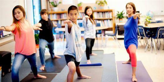 Yoga Ed Teenage Yoga Teacher Training Fremantle