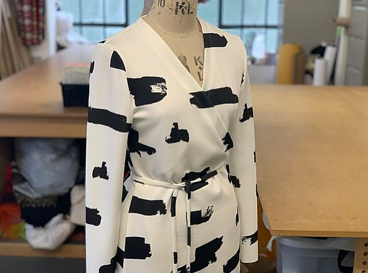 Beginners Sewing: Sewing with stretch - Wrap Dress | Event in London | AllEvents.in