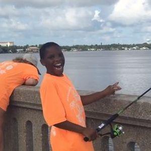 Kids Fishing Tournament - 2021 Green Bridge Palmetto