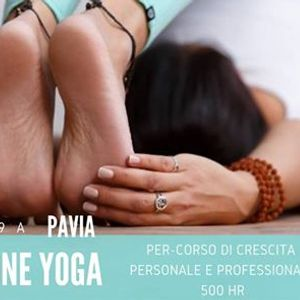 Formazione Yoga Pavia
