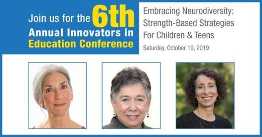 6th Annual Innovators in Education Conference