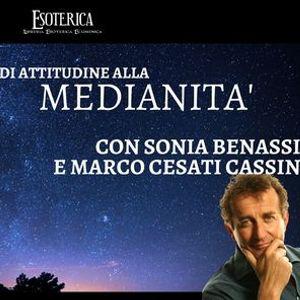 Corso di attitudine alla medianit con Sonia Benassi e Marco Cesati Cassin