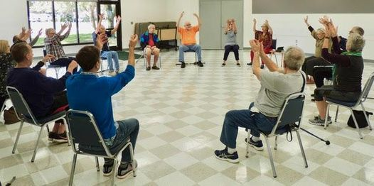 Mindful Moves through Parkinson's with Cynthia | Online Event | AllEvents.in