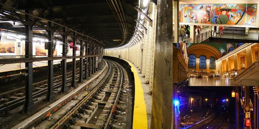 'Underground Manhattan, The History of the NYC Subway System' Webinar, 15 June   Online Event   AllEvents.in