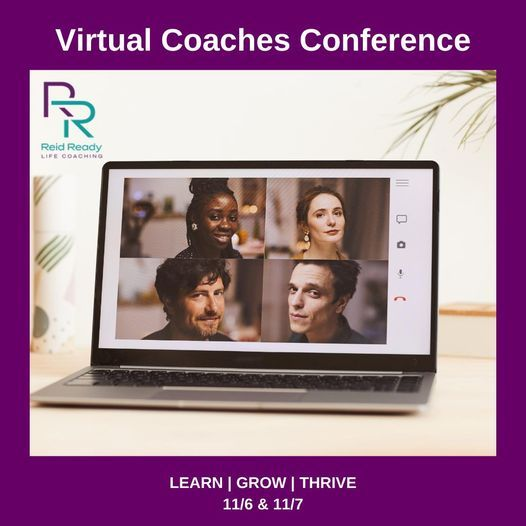Virtual Coaches Conference, 6 November | Online Event | AllEvents.in