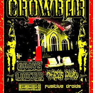 Crowbar at Growlers - Memphis TN