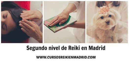 Curso Segundo nivel de Reiki en Madrid, 4 April | Event in Madrid | AllEvents.in