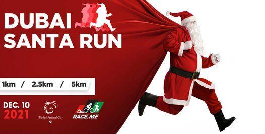 Dubai Santa Run, 10 December   Event in Dubai   AllEvents.in