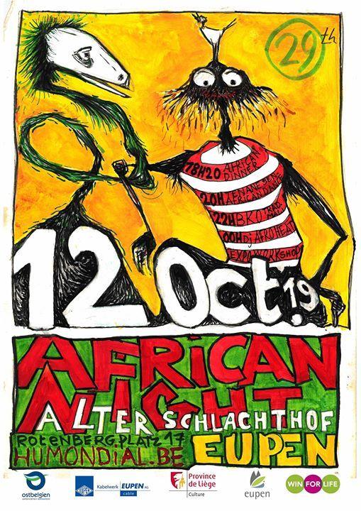 29 th AfricaNight