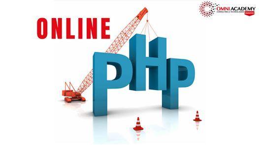 Learn Advanced Website Development - PHP Free Workshop [online]