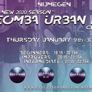 NIJMEGEN NEW DANCE SEASON KIZOMBA URBAN KIZ (With New Styles)