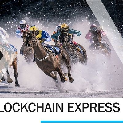 Blockchain Express Webinar  Dublin