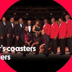The Drifters Cornell Gunters Coasters and The Platters