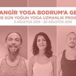 Cihangir Yoga Bodruma Geliyor CY is on The Road to Bodrum