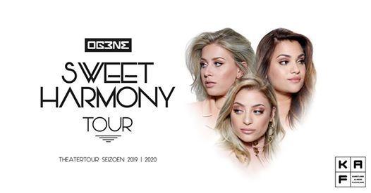 OG3NE Sweet Harmony Tour  KAF