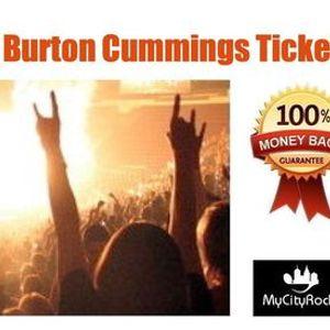 Randy Bachman & Burton Cummings Tickets Edmonton AB Rogers Place