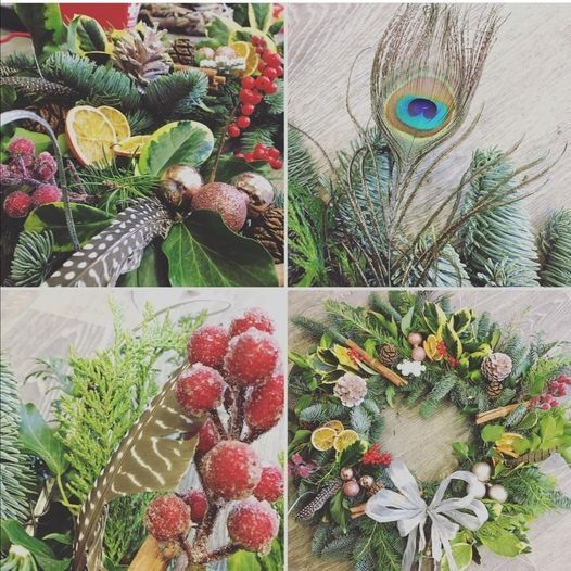 Christmas Wreath Workshop, 29 November | Event in Newcastle Upon Tyne | AllEvents.in