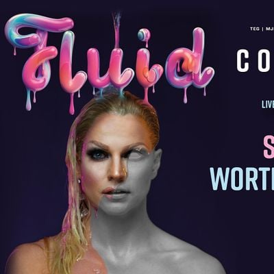 Courtney Act - Fluid Tour 2021 (Assembly Hall Worthing)