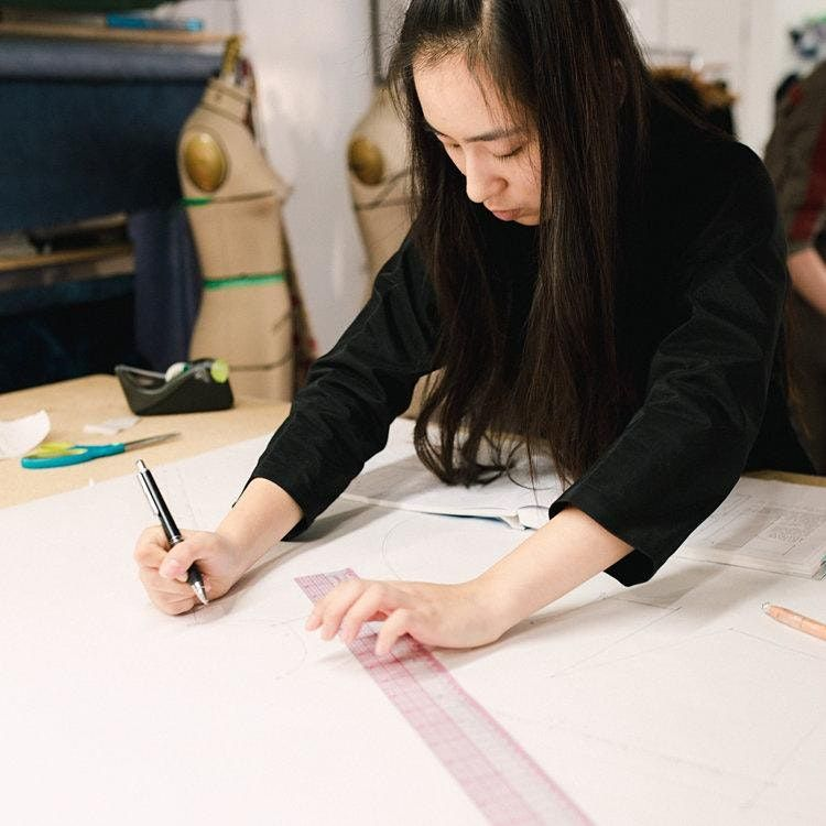 Beginner Pattern Making Level 3 At The Cut Fashion Design Academy Vancouver