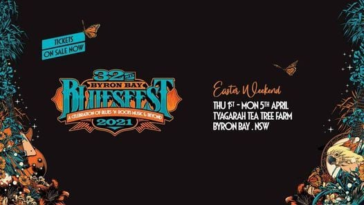 Bluesfest Byron Bay 2021, 1 April | Event in Byron Bay | AllEvents.in