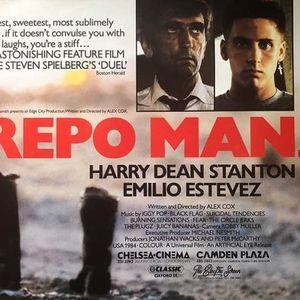 VHS Chronicles Repo Man (1984 Alex Cox)