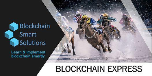 Blockchain Express Webinar  Copenhagen