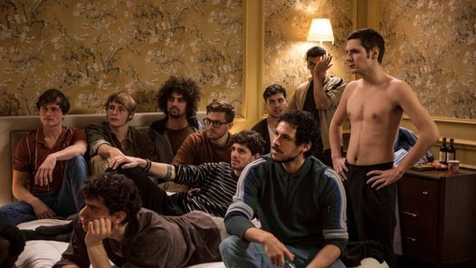 Summer Cinema: Chambre 212 (Free Screening), 4 August   Event in Palaio Faliro   AllEvents.in