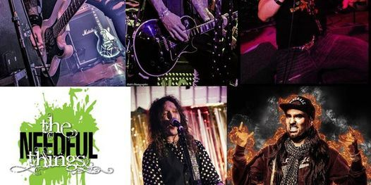 The Needful Things - The Sal, Nottingham, 29 July | Event in Nottingham | AllEvents.in