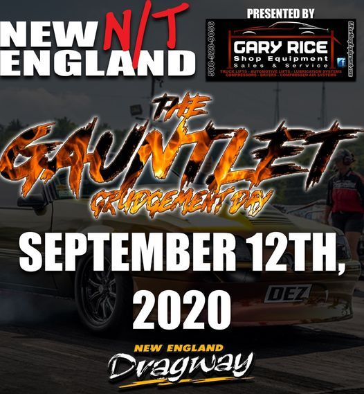 New England No Time The Gauntlet Grudgement Day