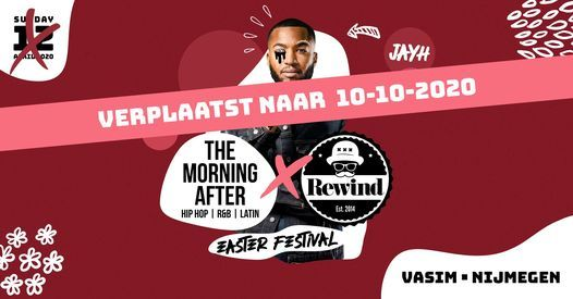 Rewind x The Morning After  Easter Festival