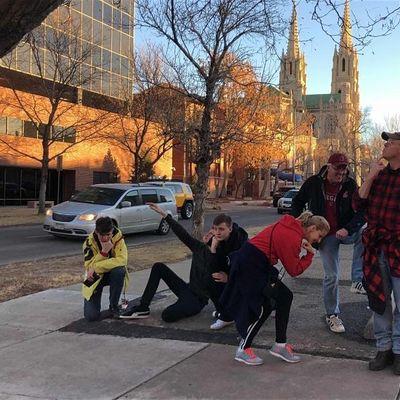 Denver Lets Roam Treasure HuntGhost Tour