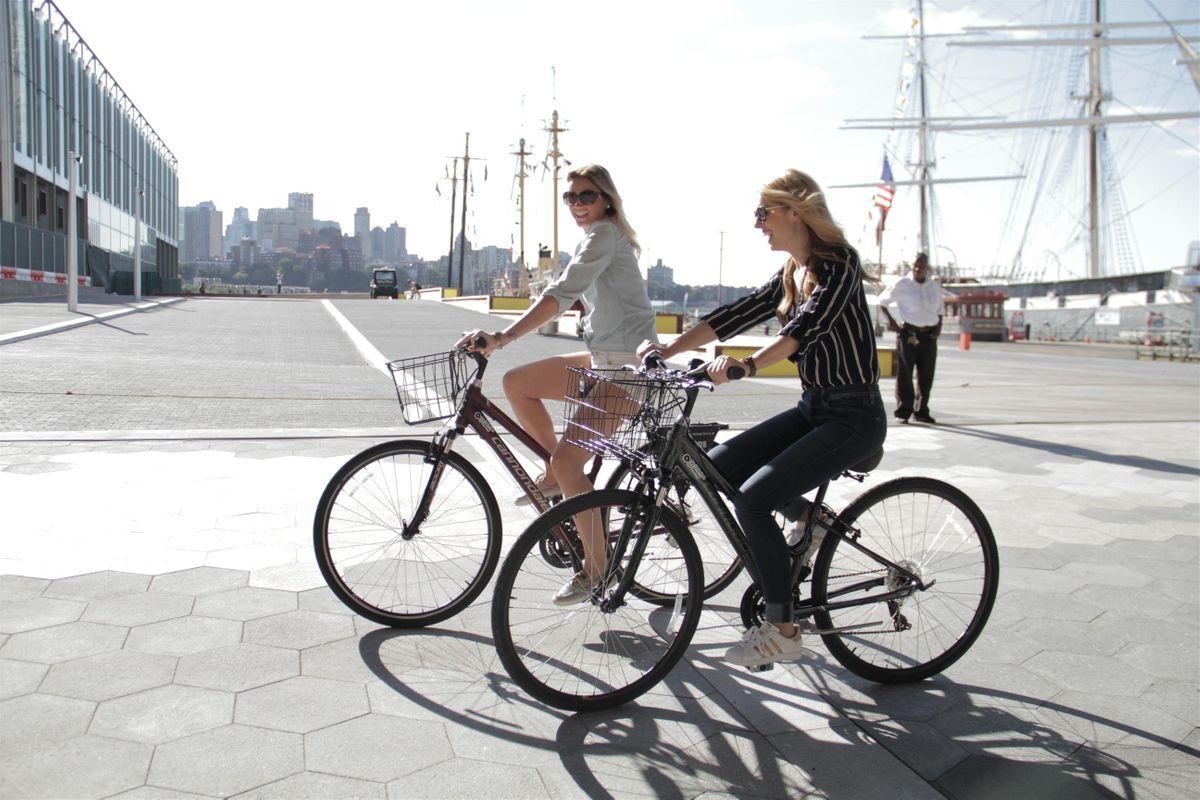 Unlimited Biking Harlem