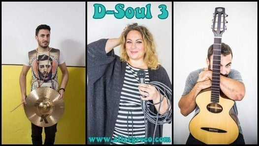 D-Soul 3 Live at Caff Festival