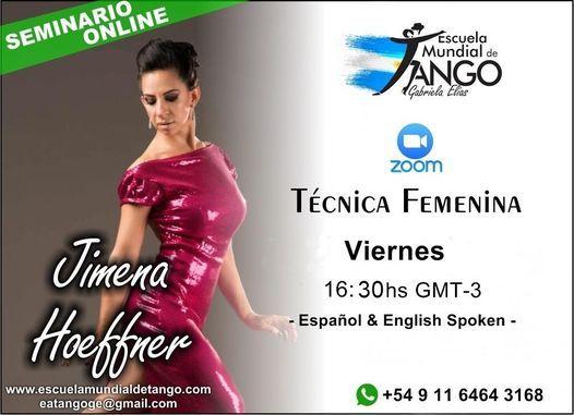 Jimena Hoeffner - Tecnica Femenina, 5 March | Event in Sarandí | AllEvents.in