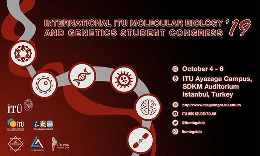International ITU Molecular Biology&Genetics Student Congress19
