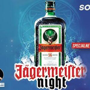 Jagermeister Night - Sobota - 29.02.2020