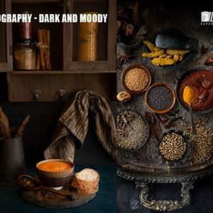 DCP Online Masterclass - Food Photography - Dark And Moody  December 2020