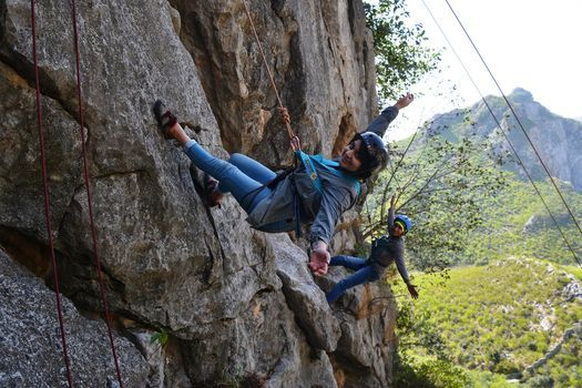 27th Two Days Basic Rock Climbing Course, 23 October | Event in Islamabad | AllEvents.in