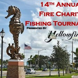 14th Annual Fire Charity Fishing Festival