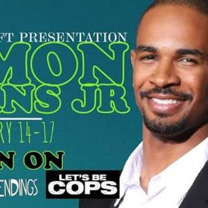 Damon Wayans Jr Jan 14-17