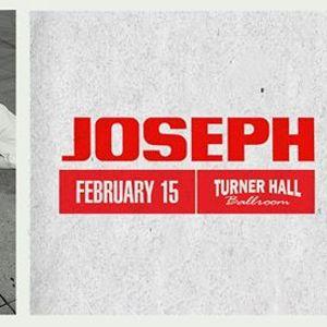 Joseph at Turner Hall Ballroom