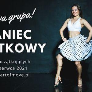 Taniec uytkowy dla pocztkujcych  08.06 Art of Move