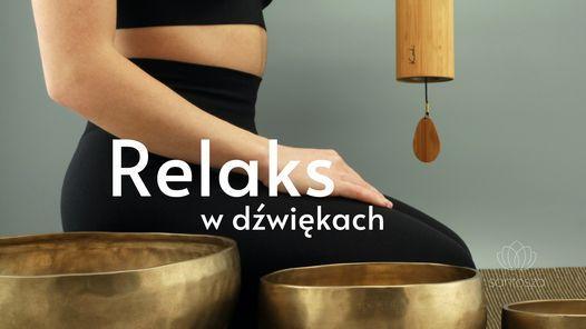 Relaks w Dźwiękach w Santoszy, 25 October   Event in Warsaw   AllEvents.in