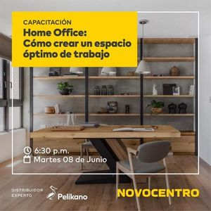 Capacitacin Home Office