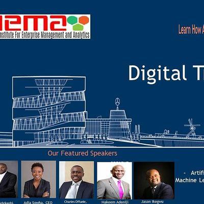 LAGOS 2021 Enterprise Digital Transformation and Innovation Summit
