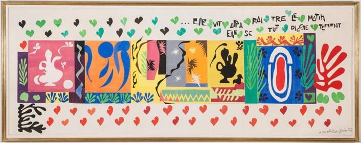 HENRI MATISSE ONLINE: Painting with Scissors, 5 June | Event in Narail | AllEvents.in