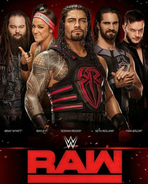 WWE: Monday Night RAW live 2020, 28 December | Event in Dhaka | AllEvents.in