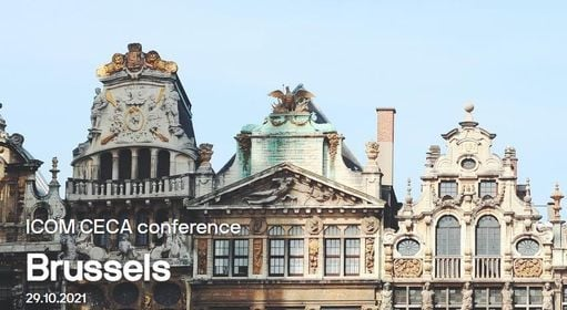 ICOM CECA - Conference & workshop, 29 October   Event in Brussels   AllEvents.in